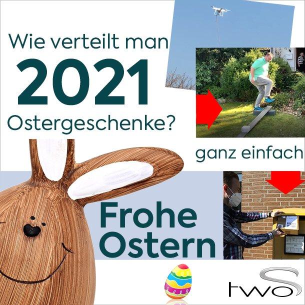 Wie verteilt man 2021 die Ostergeschenke?